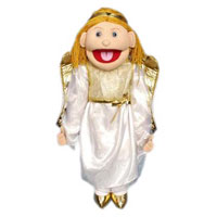 "28"" Angel Full Body Ventriloquist Puppet"