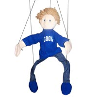 Nick Marionette String Puppet