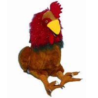 "25"" Rooster (Chicken) Puppet"